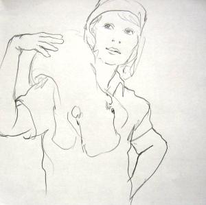 Skizze M u Elsie