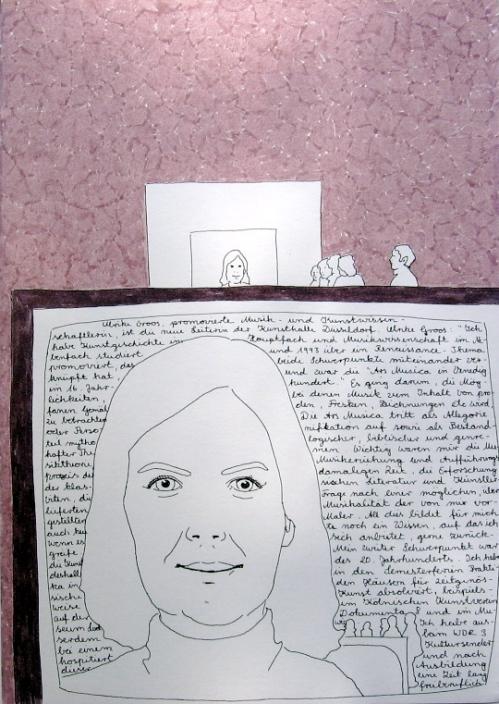 To be worshipped: Ulrike Groos, 2004