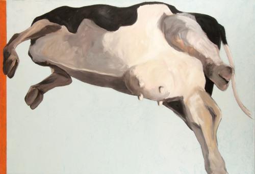 Contes Barbares, 2003, 90 x 130, Öl/Leinwand