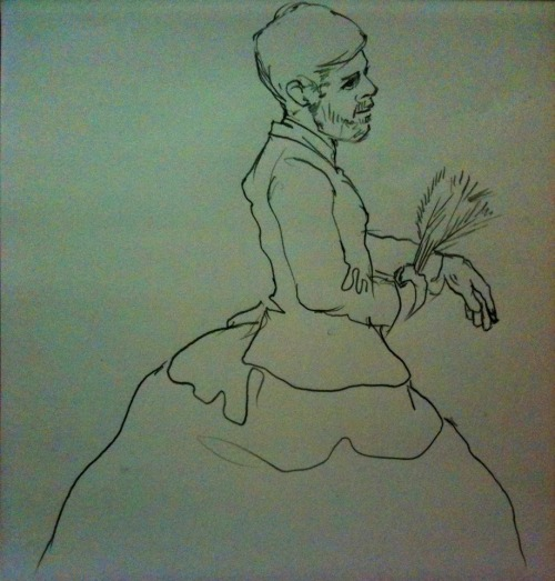 Belinda, 2014, 25 x 25, Bleistift/Papier