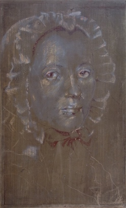 Theresa Concordia Mengs Malerin * 1725 in Aussig + 10.10.1806 in Rom